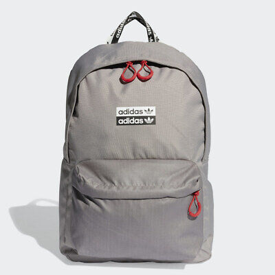 AU44.99 • Buy ADIDAS ORIGINALS R.Y.V. CLASSIC BACKPACK IN GREY Free Postage