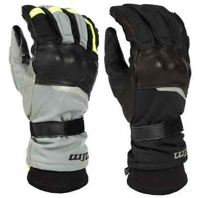 $ CDN194.37 • Buy Klim Touring Series Vanguard GTX Mens Street Riding Motorcycle Long Gloves