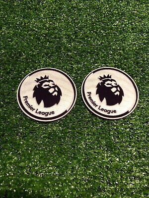 £1.99 • Buy Premier League Football Sleeve Badges Patch Replica Size Sporting Id Adult Pair