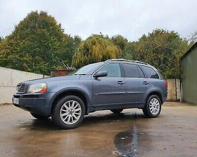 Volvo XC90 Executive Automatic Diesel Spares Or Repair 7 Seater 4x4 Turbo • 205£