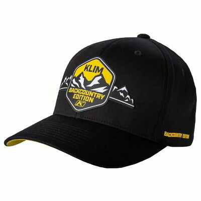 $ CDN35.51 • Buy Klim Backcountry Edition Mens Caps Motorcycle Snowmobile Fitted Hat