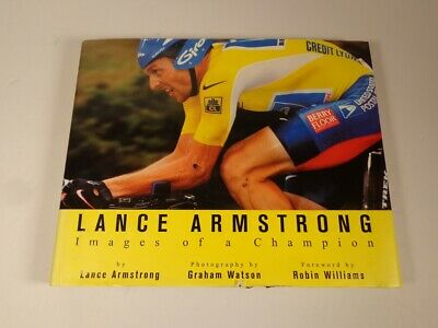 Lance Armstrong Book - Forward By Robin Williams - Signed  To Rob Best Wishes  • 36.18£