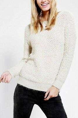 AU20 • Buy Urban Outfitters Bycorpus White Jumper Sweater L NWT