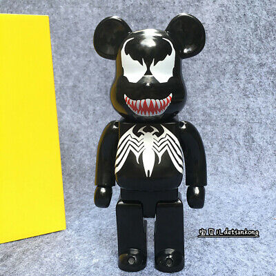 $49.99 • Buy Bearbrick 400% Large Size Decoration Doll 28cm