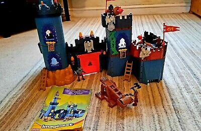 Imaginext Castle And Guard Room • 30£