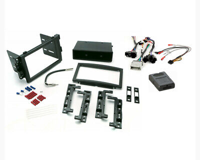 $82.99 • Buy SCOSCHE GM0516DDCS Double Din Car Radio Dash Install Kit For 05-16 GM Models