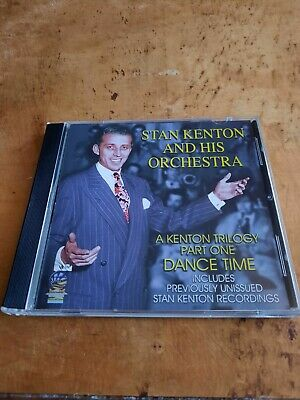 Stan Kenton And His Orchestra Dance Time Cd • 2.10£