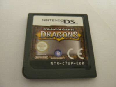 Combat Of Giants: Dragons (Ds) *Game Only* • 2.35£
