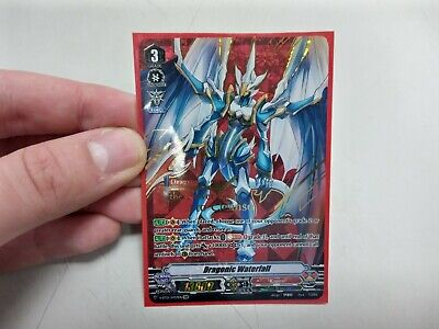 £10.99 • Buy Cardfight Vanguard - Dragonic Waterfall Trading Card - Excellent Condition