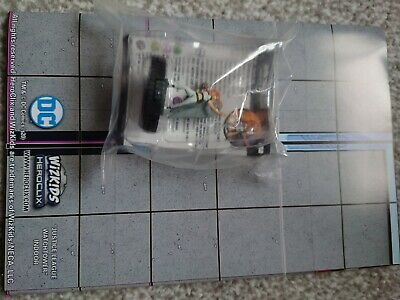 DC Heroclix JLU Justice League Unlimited OP Kit Hawkgirl And Map  • 14.99£