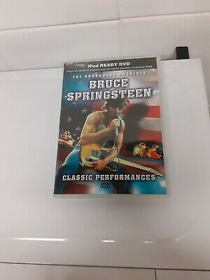 Bruce Springsteen The Broadcast Archives DVD  EX  • 4£
