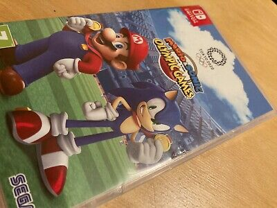 Mario & Sonic At The Olympic Games Nintendo Switch • 32£