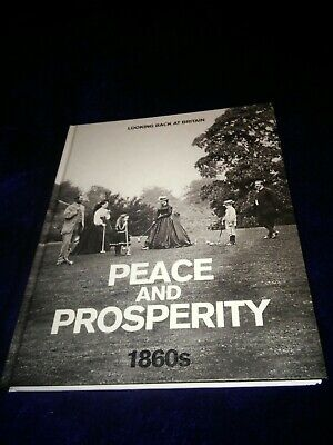 £6 • Buy Looking Back At Britain - Peace And Prosperity 1860's Readers Digest Hardback