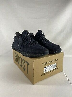 $ CDN458.18 • Buy Yeezy Adidas Boost 350 V2 Static Black Non Reflective Size 13 100% Authentic