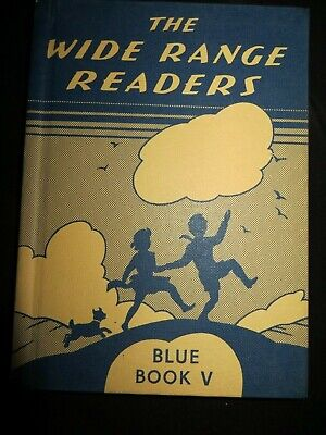 £13.55 • Buy Wide Range Readers BLUE BOOK V By Fred Schonell Phyllis  Flowerdew HB 1963 EUC