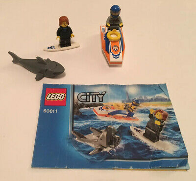 LEGO City Surfer Rescue (60011) • 2.99£
