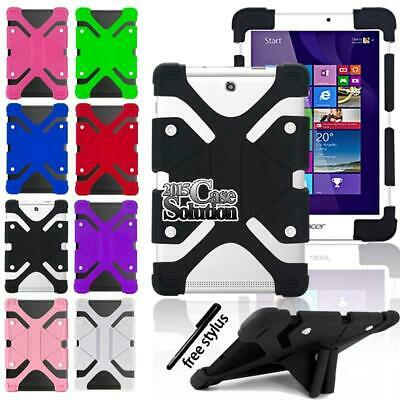 Shockproof Silicone Stand Cover Case For Acer Iconia One Tab 10.1 Inch Tablet • 6.99£