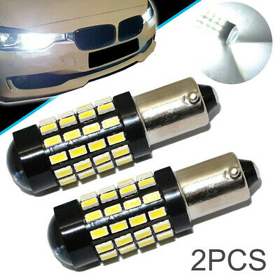 AU13.99 • Buy Bax9s H6w 433 Led Xenon Canbus Bulbs Sidelights Vw Audi Bmw F20 F30 F31 A+