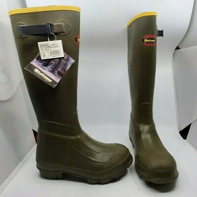 Lacrosse Burly 18  Outdoor Boots Rubber Boots Size 6 • 72.36£