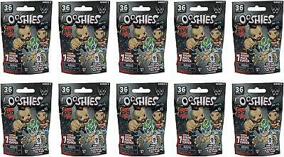 Ooshies WWE Series 2 Pencil Topper Figures Blind Bag Party Favour Pack Of 10 • 14.95£