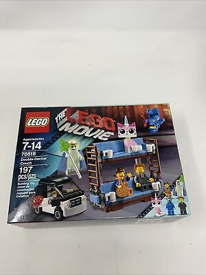 $ CDN194.62 • Buy LEGO The LEGO Movie 70818 Double-Decker Couch 197 Pcs Brand New 5 Minifigures