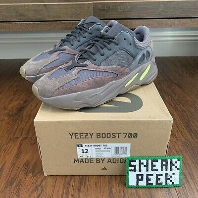 $ CDN417.09 • Buy Adidas Yeezy Boost 700 Mauve Men's Size 12 EE9614