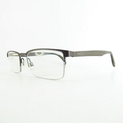 Hugo Boss HG0324 Semi-Rimless H3828 Used Eyeglasses Frames - Eyewear • 24.99£