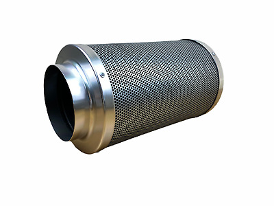 Carbon Hydroponic Extraction Filters 4 5 6 8 10  Inch Grow Tent Room Odour • 27.99£
