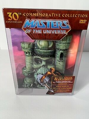 $375 • Buy Masters Of The Universe 30th Anniversary Commemorative Collection DVD Sealed Box