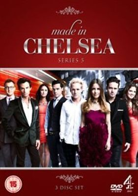 Made In Chelsea - Series 5 - Complete (DVD, 2013) • 1.99£