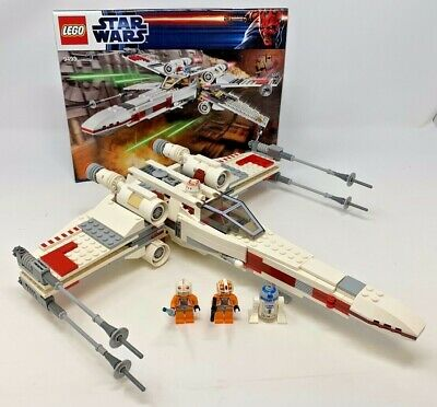 £86.92 • Buy LEGO Star Wars - X-Wing Starfighter #9493 - Complete W/instructions!!