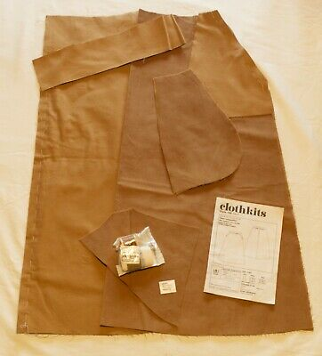 Vintage Clothkits Skirt Kit 146 Size 8-10, Pre-owned, Complete With Thread & Zip • 8.75£