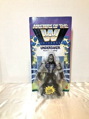 $51.99 • Buy WWE Masters Of The Universe Undertaker Action Figure - NEW, IN-HAND