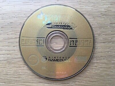 The Legend Of Zelda Ocarina Of Time Gamecube Game PAL Disc Only No Scratches • 22.99£