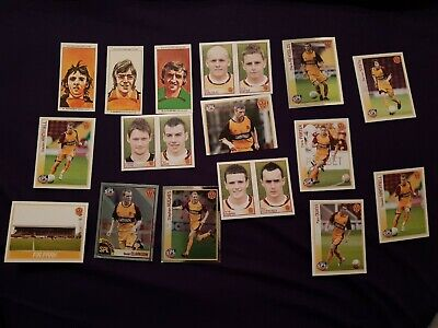 Lot Of 16 X Motherwell FC Football Cards And Stickers. Panini. The Sun Soccer... • 5.50£