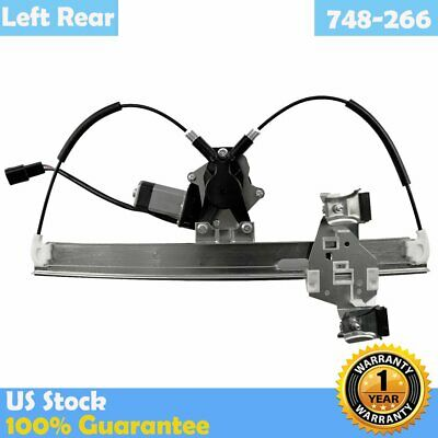 $35 • Buy Power Window Regulator With Motor Rear Left Driver Side For 2004-2008 Grand Prix