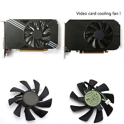 AU11.97 • Buy For Zotac GTX1060 Mini ITX P106-090 Single Graphic Card Cooling Fan Replace NEW