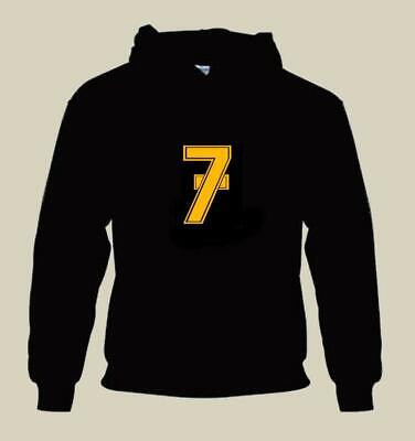 Lucky 7 Hoodie Barry Sheene Seven Yellow Gold White Red Black Navy Light Blue  • 24.95£