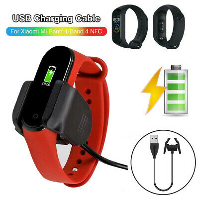 $3.96 • Buy For Xiaomi Mi Band 4 Smart Watch Charging Cable Without Removing The Charger A