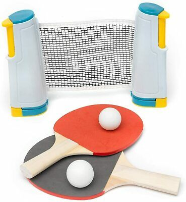 Portable Tennis Table Set  • 10.95£