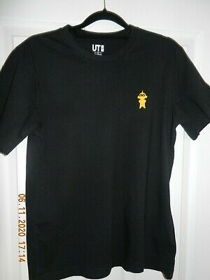 UNI QLO Disney Pixar Incredibles Mens Black T Shirt Size Small  Baby Jack  Rare • 9.99£