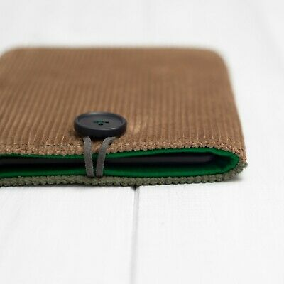 Corduroy Velvet Sleeve Cover Case Pouch For Kindle Paperwhite Voyage Touch Oasis • 18.99£