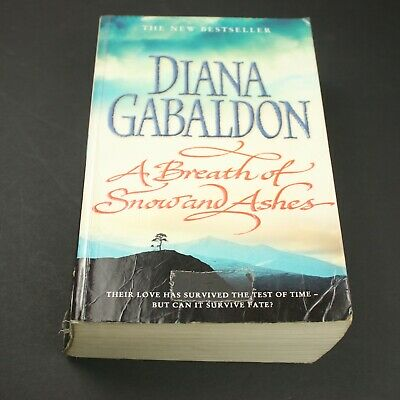 AU22 • Buy A Breath Of Snow And Ashes By Diana Gabaldon Large Book (Paperback, 2005)