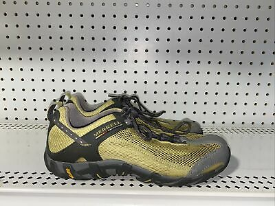£35.49 • Buy Merrell Waterpro Womens Athletic Hiking Water Shoes Size 8.5 Lime Green Gray