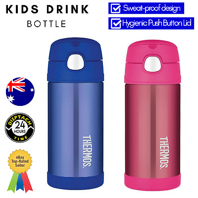 AU19.99 • Buy Thermos Kids Vacuum Insulated Straw Children Toddler School Picnic Drink Bottle