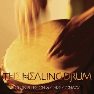 The Healing Drum  Chris Puleston And Chris Conway Cd New Sealed • 7.50£