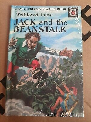 Ladybird Book Jack And The Beanstalk (2015) Series 606D Mint Condition Sealed  • 5.99£