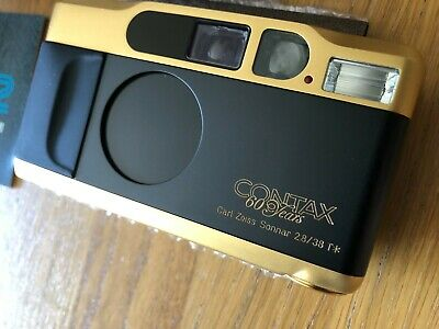 $ CDN3550.60 • Buy Contax T2 Gold Limited Edition 60Years (NEW)