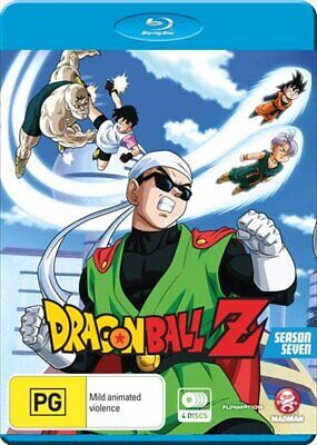 AU95 • Buy Dragon Ball Z - Remastered - Uncut Season 7 Blu-ray