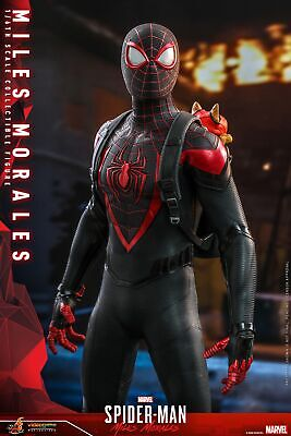 $ CDN432.54 • Buy HT Marvel's Spider-Man Miles Morales 1/6th Miles Morales Collectible VGM46